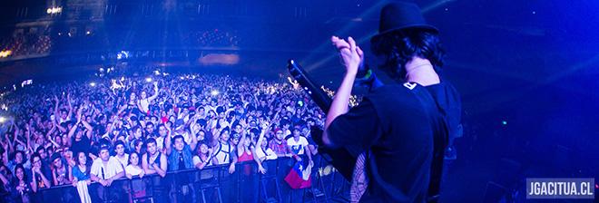 Wildstylez & Villain Live © JGacitua.cl