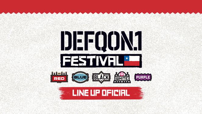 Line up oficial Defqon 1 Chile Liberado! – Bassmusic® Bassmusic®