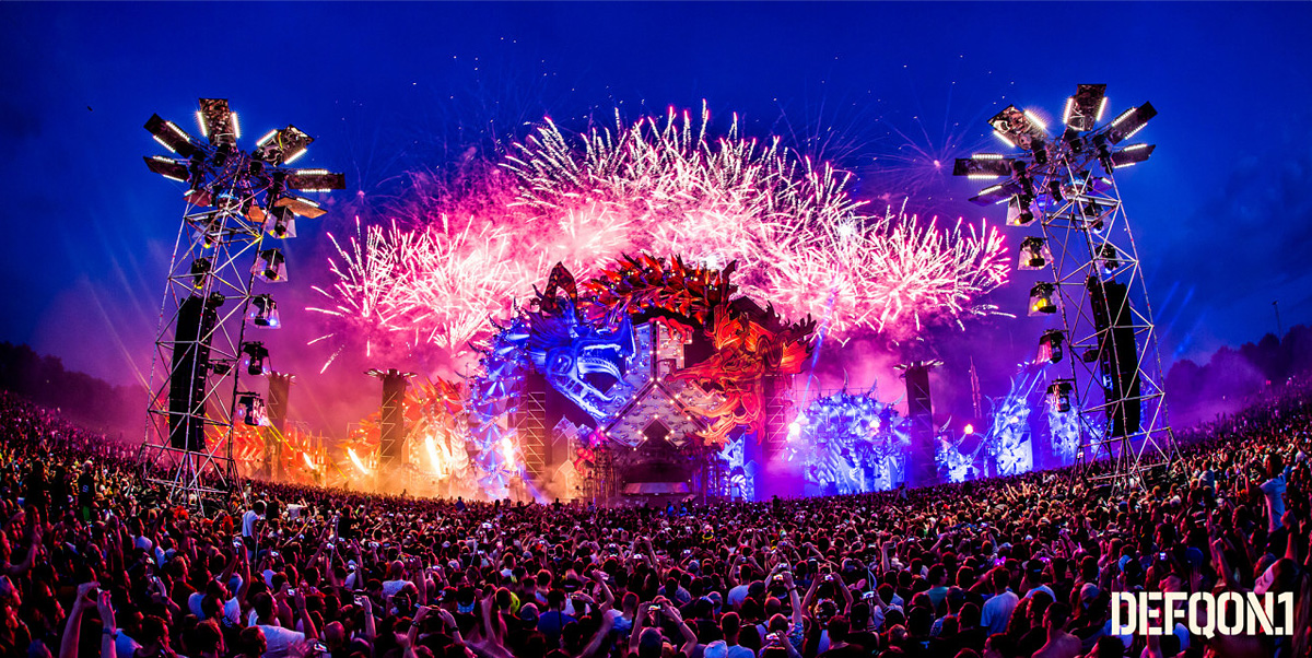 Defqon. 1 Dazzles Once Again with 2018 Q-Dance Aftermovie