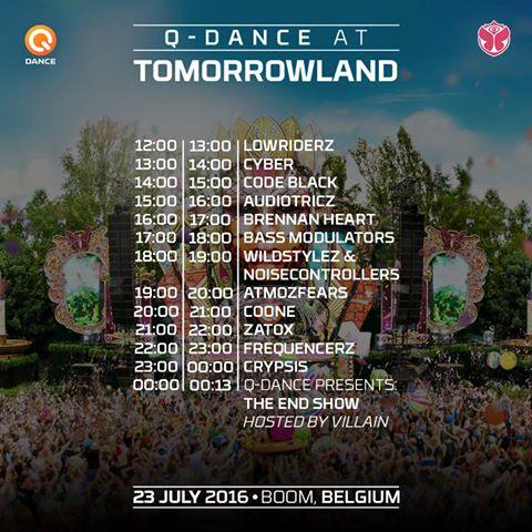 q-dance-Tomorrowland