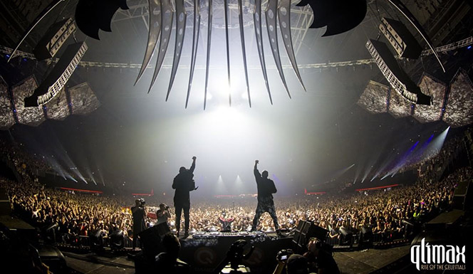 Project One  Luminosity Videoclip Qlimax 2016  YouTube