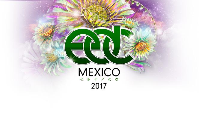 Este es el line up hard de Electric Daisy Carnival México ...