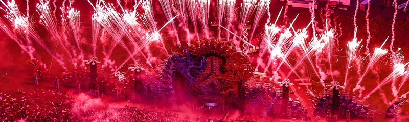 Types of tickets and packages for Defqon 1 2017 - Bassmusic