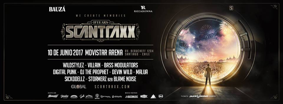 Line-Up Scantraxx
