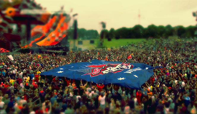 Coone is the creator of Defqon 1 anthem of Australia
