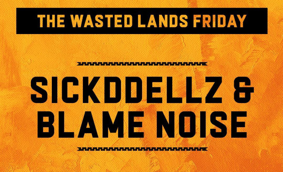 Wow! Sickddellz and Noise will perform at Defqon 1 Blame